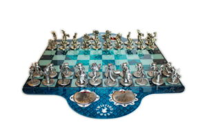 twisting chess schaken