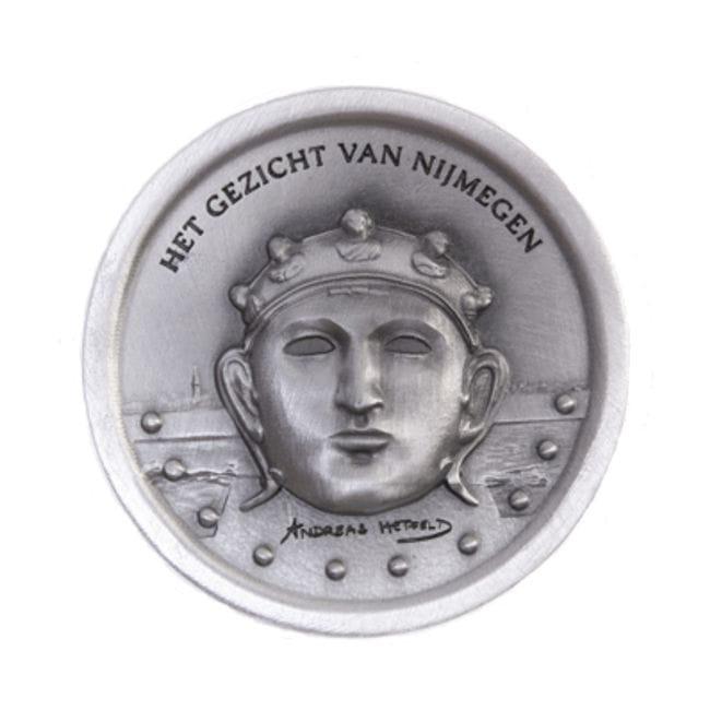 Het Gezicht Van Nijmegen Munt
